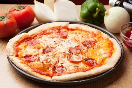 diabolo pizza Banque d'images - 108185815