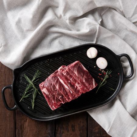 Beef Chuck Flap Tail (Salchi Sal)