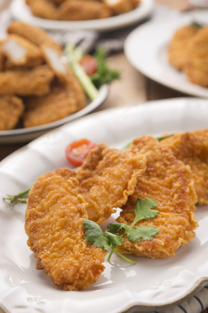 Fried Chicken Banque d'images - 108257062