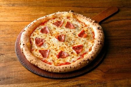Caprichoso pizza