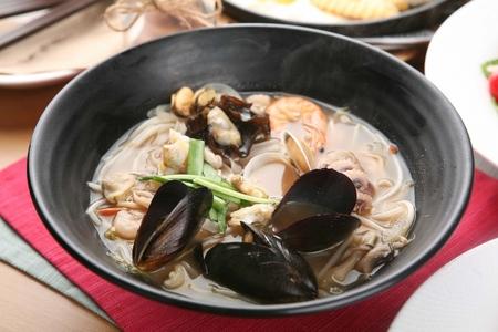 Nagasaki Spicy Seafood Noodle Soup
