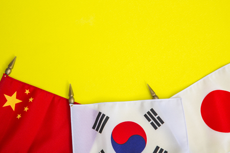 An emblem of Korea and Koreans concept, with national flag 'Taegukgi', national flower 'Rose of Sharon' and so on. 151
