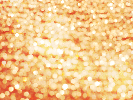 Rose gold glitter bokeh texture background 14
