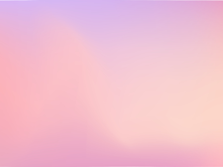 Abstract colorful blurred vector backgrounds. Pastel blur color gradient background for design concepts vector illustration.