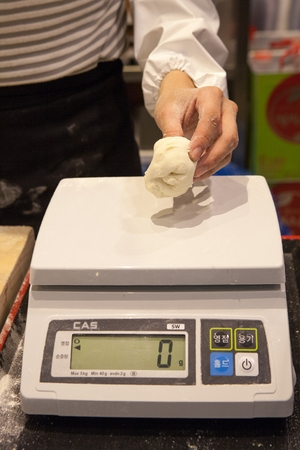 Cooking method for Using Measuring Instruments to cook Croquette