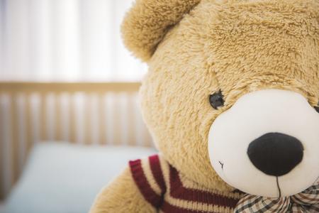 Teddy bear's daily routine