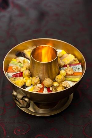 Korean traditional Food Shinseon-ro
