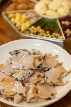 Korean traditional Food Sorachi