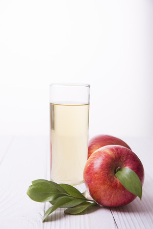 Healthy and weight loss concept, Red apple whole and half piece 052