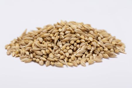 collection of healthy superfood, close up of various seeds
