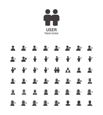 Iconos de diseño plano de línea delgada moderna para diseño de sitios web y aplicaciones 085