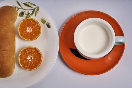 Cream Bread, Tanger background
