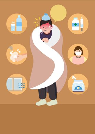 health care in winter illustrations 005