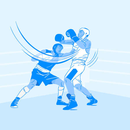Sports Athletes silhouette illustration 029