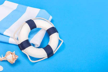 Summer holiday concept, Summer beach accessories 089