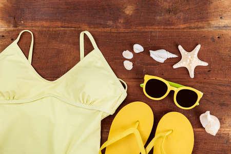 Summer holiday concept, Summer beach accessories 181