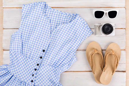 Summer holiday concept, Summer beach accessories 168