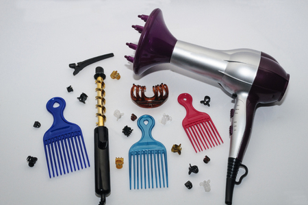 Hair Dressing Equipment And Accessories