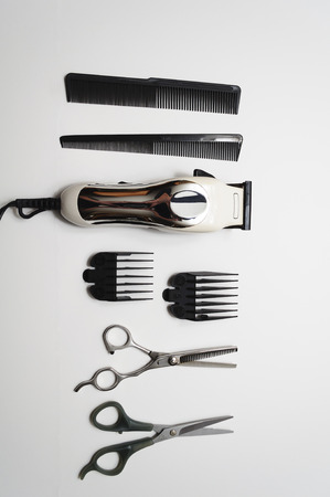 Hair Stylist Cutting Tools