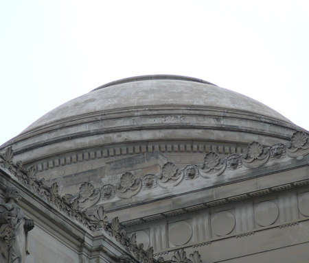 Architectural Dome: Brooklyn Museum of Art