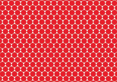 Eenvoudige design inspiratie polygonen Arabisch netwerk