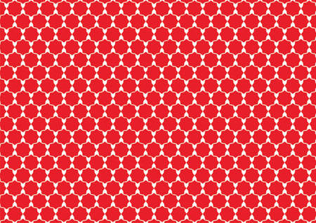 Simple design inspiration polygons Arabic network