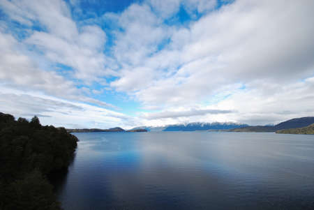 argentinean: Nahuelhuapi lake, located in the Argentinean side of the Patagonia region