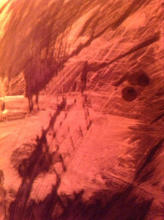 streaked: Grunge streaked background
