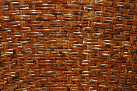 meshwork: Wicker Chair Pattern