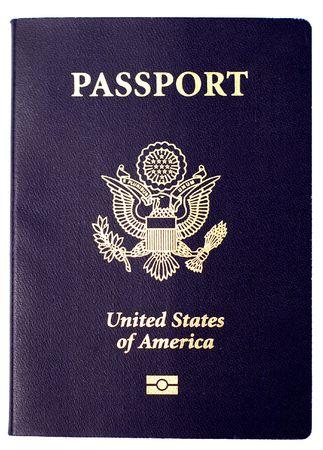 passeport: La couverture d'une nouvelle (2007) Passeport des �tats-Unis.