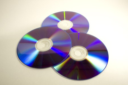 information medium: Data CDs