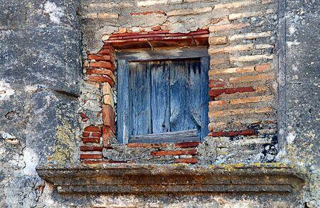 Old Window Banco de Imagens
