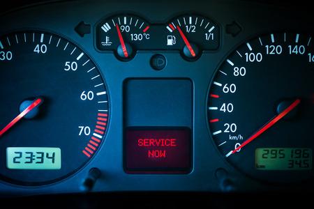 Car mechanical failure - Service Now