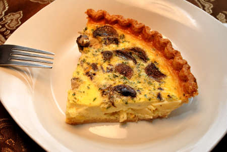 Quiche for a Delicious Brunch photo
