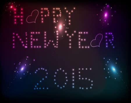sparkled: New Year Fireworks 2015