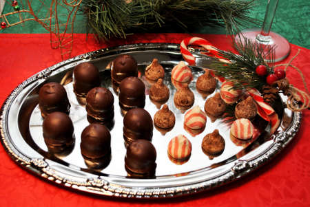 snacking: Christmas Candy