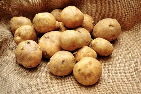 multiples:  Fresh Whole Delicious Potatoes