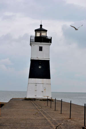 pa: Presque Isle North Pier Lighthouse, PA