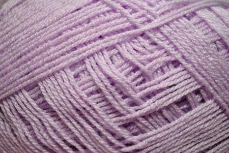 crafty: A Background of Lavender Yarn