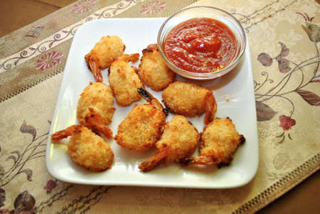 Shrimp Appetizers photo