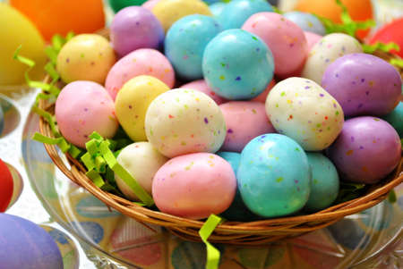 malted: Malted Candy Easter Eggs