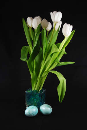 Easter Tulips photo