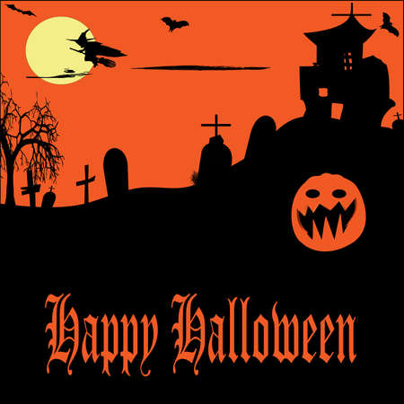 Halloween-Scary Poster