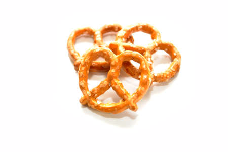 Three Snack Pretzels photo