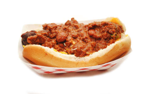 Take-Out Chilli Dog