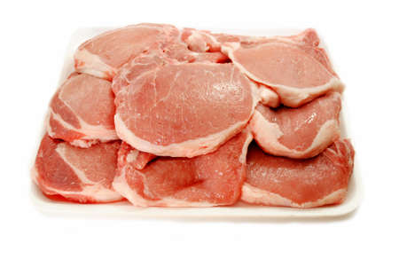 purchased: Bone-In Pork Chops Purchased as a Bulk Package