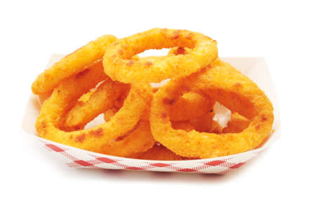 takeout: A Takeout Snack of Onion Rings