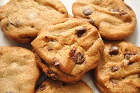 multiples: Close-Up of Chocolate Cookies