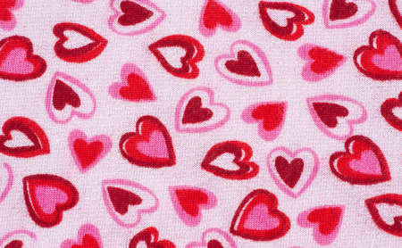 Valentine Print Background