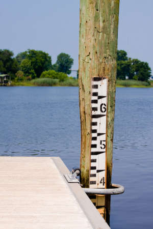 depth measurement: Depth Gauge to measure how high or low water is